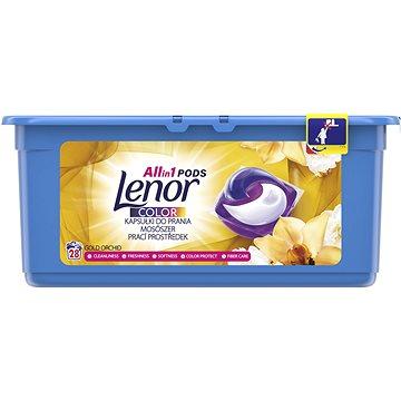 LENOR Silk Orchid 3v1 28 ks (8001090919830)