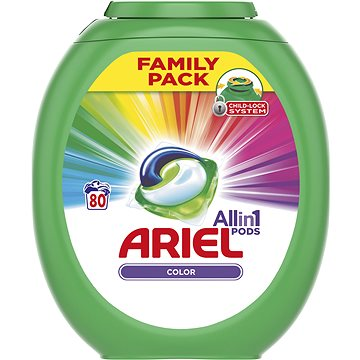 ARIEL Color All in1 80 ks (8001090756480)