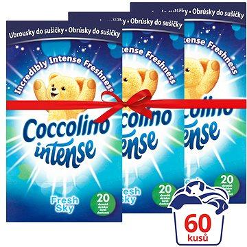 COCCOLINO Intense Fresh Sky 3× 20 ks