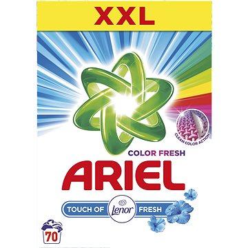 ARIEL Touch Of Lenor 5,25kg (70 praní) (8001841177458)