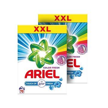 ARIEL Touch Of Lenor 2× 5,25 kg (140 praní)