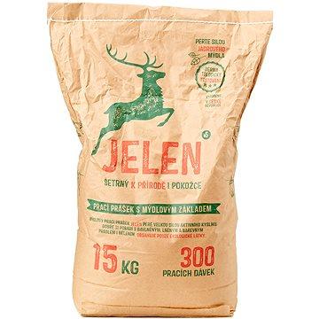 JELEN mýdlový prášek 15 kg (300 praní) (8592613579322)