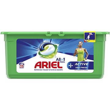 ARIEL Active Sport All in 1 25 ks (8001841183152)