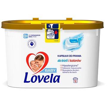 LOVELA gelové kapsle na praní 12 ks (5999109520463)