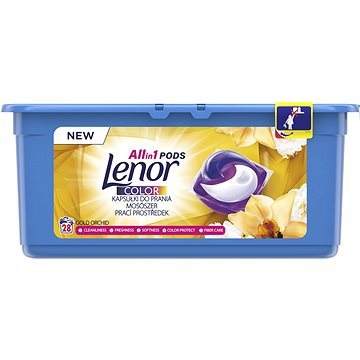 LENOR Gold Orchid Color All in 1 (28 ks) (8001090980748)