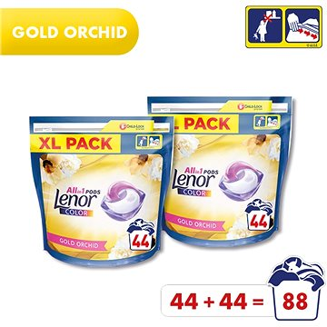 LENOR Gold Orchid Color All in 1 (88 ks)