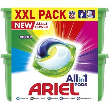 ARIEL All-in-1 Color 55 ks (8001841838847)