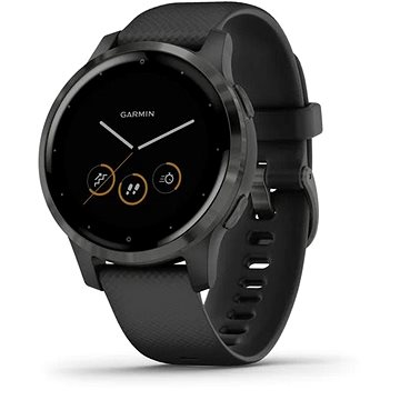 Garmin Vívoactive 4S Grey Black (010-02172-13)