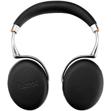Parrot Zik 3 Black Leather-grain (PF562022A)