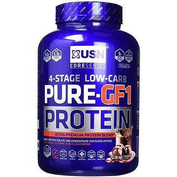 USN Pure Protein GF-1 čokoláda (6009644650460)