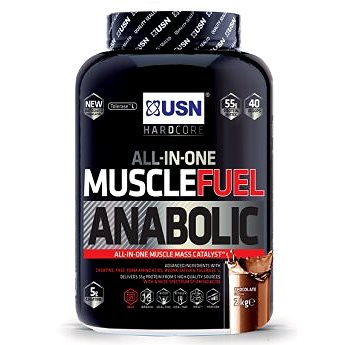 USN Muscle Fuel Anabolic čokoláda (6009694862332)