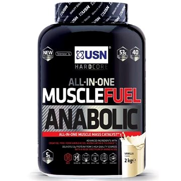 USN Muscle Fuel Anabolic vanilka (6009694862325)