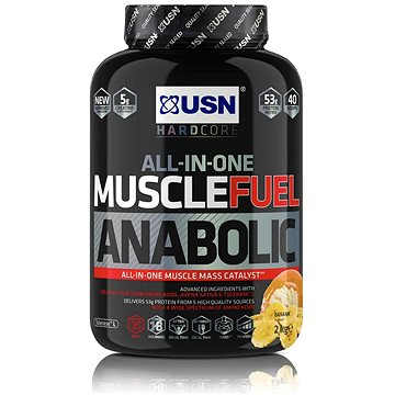 USN Muscle Fuel Anabolic banán (6009702509853)
