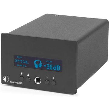 Pro-Ject Head Box DS - černý (HEADBOXDSB)