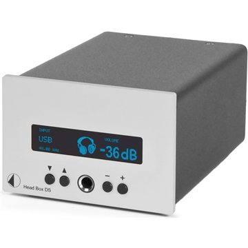 Pro-Ject Head Box DS - stříbrný (HEADBOXDSS)