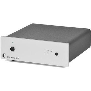 Pro-Ject DAC Box S USB - stříbrný (DACBOXSS)