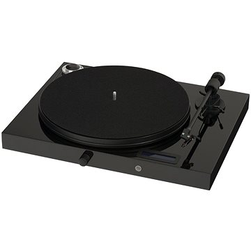 Pro-Ject Juke Box E + OM5e černý (Juke Box E + OM5e černý)