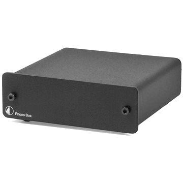 Pro-Ject Phono Box černý (9120035827210)