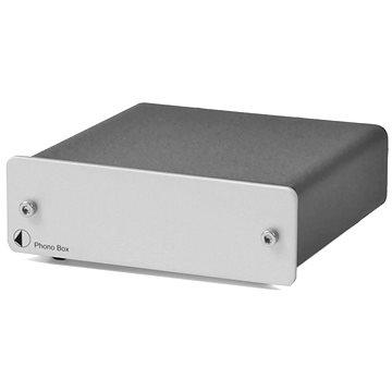 Pro-Ject Phono Box stříbrný (9120035827227)