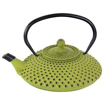 Toro konvice na čaj litinová 1,25l, zelená (270489)