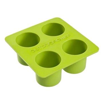 OUTDOORCHEF Malá silikonová forma - Muffiny (18.212.03)