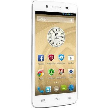 Prestigio MultiPhone 5507 DUO bílý (PSP5507DUOWHITE)