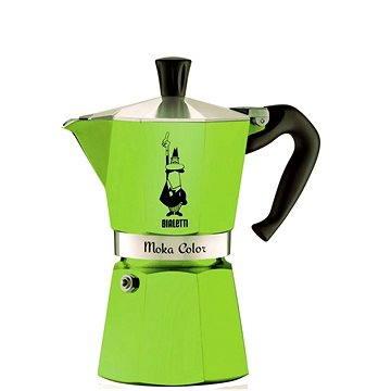 Bialetti Moka Color, zelená (8006363012485)