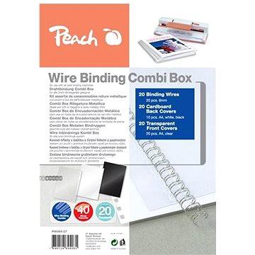 Peach vazací set PWA064-07 (PW064-07)