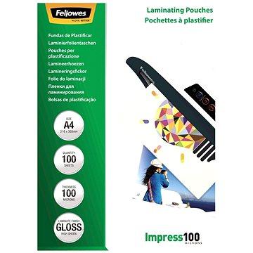 Laminovací fólie Fellowes A4 100mic (lampofela4100)