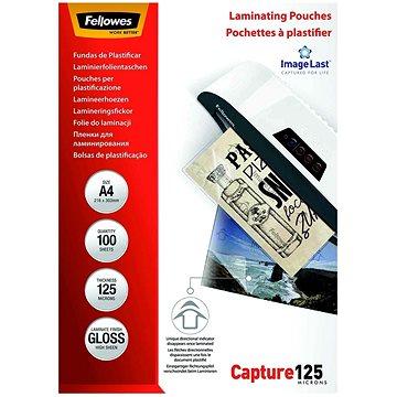 Laminovací fólie Fellowes A4 125mic ImageLast (lampofela4125)