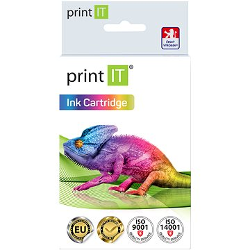 PRINT IT Canon CLI-526C azurový (PI-143)