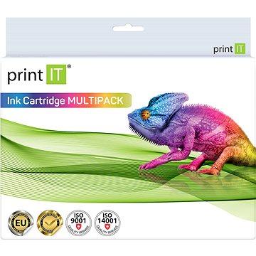 PRINT IT Multipack PG-40XL + CL-41XL 2xBk/Color pro tiskárny Canon (PI-1014)
