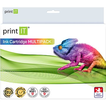 PRINT IT sada PGI 570XL + CLI 571XL 3xBk/PBK/C/M/Y (PI-1037)
