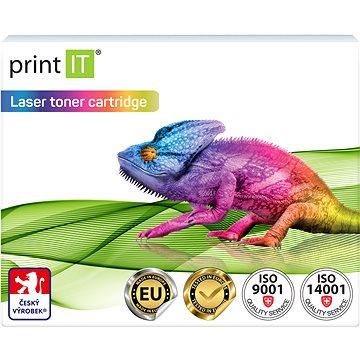 PRINT IT CF540X č. 203X černý pro tiskárny HP (PI-800)