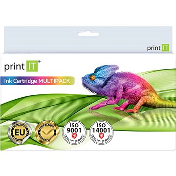 PRINT IT sada PGI 2500XL C/M/Y/Bk (PI-967)