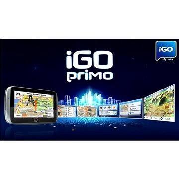 iGo Primo pro autorádia Blaupunkt SanDiego530 s navigací (SOFFG484B)