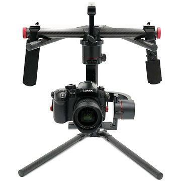 Pilotfly H2 3-Axis Gimbal Stabilizer & Two-Hand Holder Kit (PIH23AXSTBLK)