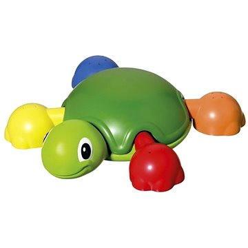 Vodní želva s želvičkami (5011666720978)