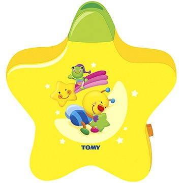 Hudební projektor – Žlutá hvězda (5011666020085)