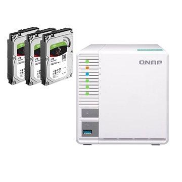QNAP TS-328 + 3x2TB HDD RAID5 (TS-328 + 3x2TB HDD RAID5)