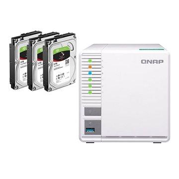 QNAP TS-328 + 3x3TB HDD RAID5 (TS-328 + 3x3TB HDD RAID5)