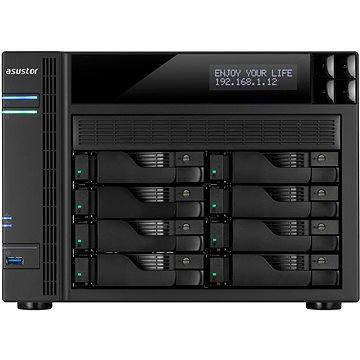 Asustor AS6208T + ZDARMA Příslušenství Asustor Remote Control pro AS-2/3