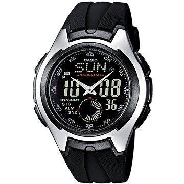 Pánské hodinky Casio AQ 160-1B (4971850800743)