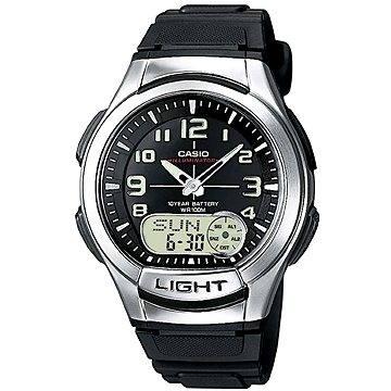 Pánské hodinky Casio AQ 180-1B (4971850437536)