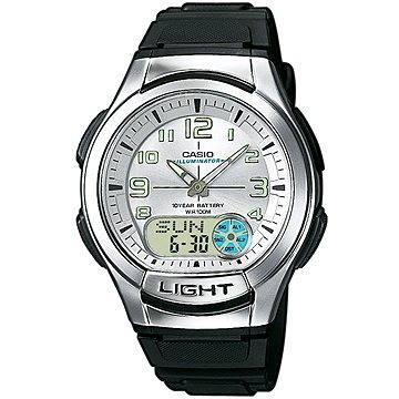 Pánské hodinky Casio AQ 180-7B (4971850437543)