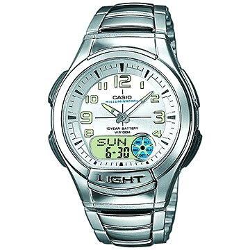 Pánské hodinky Casio AQ 180D-7B (4971850437581)