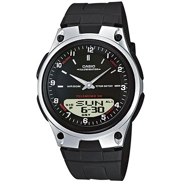 Pánské hodinky Casio AW 80-1A (4971850437383)