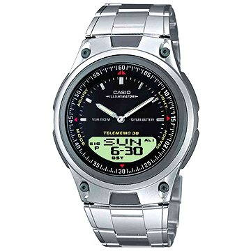 Pánské hodinky Casio AW 80D-1 (4971850437413)