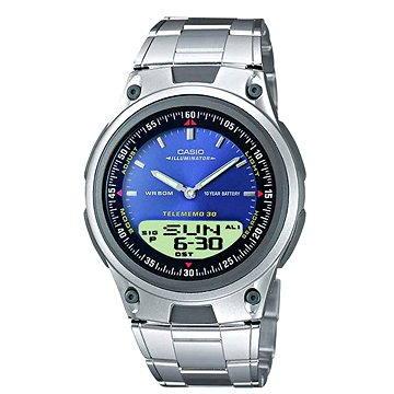 Pánské hodinky CASIO AW 80D-2 (4971850437420)