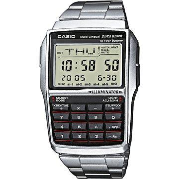 Pánské hodinky Casio DATABANK DBC 32D-1 (4971850436751)